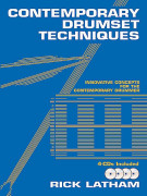 Contemporary Drumset Techniques (book/4 CD)