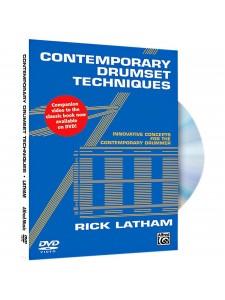 Contemporary Drumset Techniques (DVD)