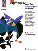 Joy of Improv Book 2 – Completing the Foundation (book/CD)