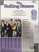 Piano Play-Along: The Rolling Stones (book/CD-Rom)