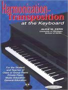 Harmonization / Transposition at the Keyboard