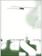 Easy Jazz Conception Cello (book/CD play-along)