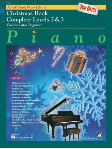 Top Hits! Christmas Book Complete 2 & 3