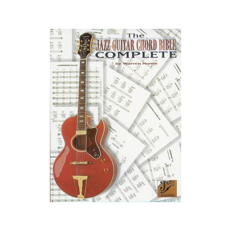 Jazz Guitar Chords Jazz Guitar Chord Bible