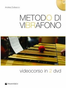 Metodo di Vibrafono (libro/ 2 DVD)