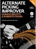 Alternate Picking Improver - Special Edition (book/DVD)