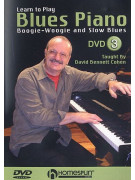Learn to Play Blues Piano 3: Boogie Woogie (DVD)