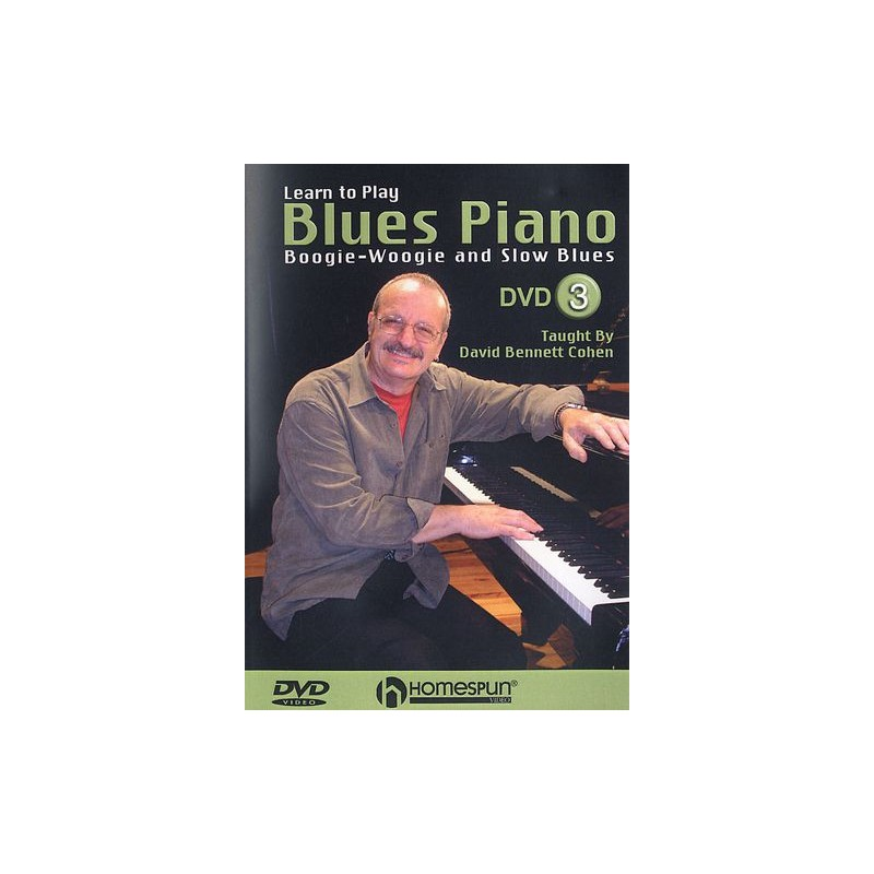Learn how to play a very easy boogie woogie on piano ...