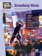 Broadway Divas: Ultimate Vocal Sing-Along Female Voice (book/CD)