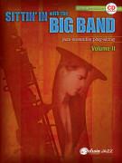 Sittin' In with the Big Band Volume II - Tenor Saxophone (book/CD play-along)