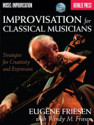 Improvisation for Classical Musicians (book/CD)