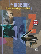 Big Book of Jazz Piano Improvisation (book/CD)