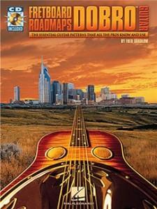 Fretboard Roadmaps: Dobro Guitar (book/CD)