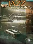 Jazz Classics: Harmonica Play-Along Volume 15 (book/CD)