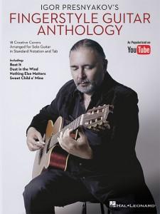 Fingerstyle Guitar Anthology (book/YouTube)