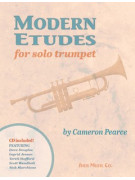 Modern Etudes for Solo Trumpet (book/CD)