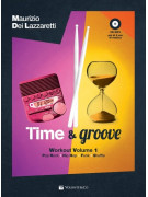 Time & Groove - Workout vol. 1 (Libro/CD Rom o MP3)
