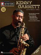 Jazz Play-Along Volume 153: Kenny Garrett (book/Audio Online