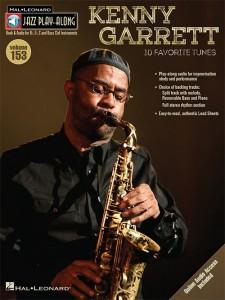 Jazz Play-Along Volume 153: Kenny Garrett (book/Audio Online
