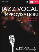 Jazz Vocal Improvisation (book/Audio Online)