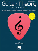 Guitar Theory Workbook (book/Audio Online)