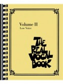 The Real Vocal Book: Vocal II (Low Voice)