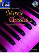 Movie Classics Piano 2 (book/CD)