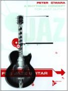 A Rhythmic Concept for Jazz Guitar (book/2 CD)