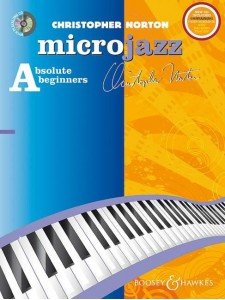 Microjazz for Absolute Beginners Level 1