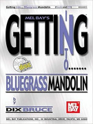 Getting into Bluegrass Mandolin (book/CD)
