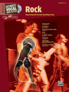 Rock: Ultimate Vocal Sing-Along (book/CD)