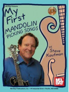 My First Mandolin - Picking Songs (book/CD)