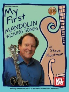 steve kaufman My First Mandolin www birdlandjazz it