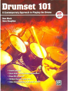 Drumset 101 - A Contemporary Approach to Playing the Drums (book/DVD)