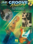 Groove Mastery: The Bassist's Guide to Time, Feel & Rhythm (book/CD)