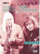 Edgar Winter & Rick Derringer - In Concert (DVD)