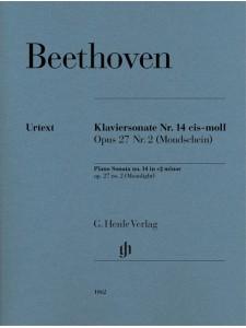 Ludwig Van Beethoven Klaviersonate Nr. 14