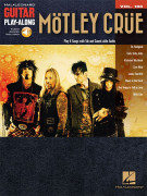 Motley Crue: Guitar Play-Along Volume 188 (book/Audio Online)