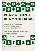 Play A Song of Christmas (Clarinet/Trumpe)