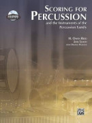 Scoring For Percussion (book/CD-ROM)