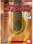 Brazilian Jazz Guitar (book/CD)