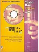 Modal Riffs for Guitar (book/ CD)