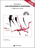 Jazz Arranging & Composing: L'Approccio Lineare (book/CD)