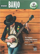 The Complete 5-String Banjo Method: Intermediate (book/ Online Audio)