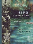 ESP 2: A Tribute To Miles (DVD)