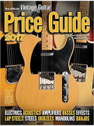 The Official Vintage Guitar: Price Guide 2016