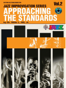 Approaching The Standards vol.2 Rhythm Section (book/CD play-along)