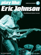 Play Like Eric Johnson (book/Audio Online)