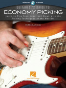 Guitarist's Guide to Economy Picking (book/Audio Online)
