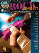 Guitar Play-along Volume 81: Rock Anthology (book/CD)